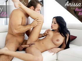 Anissa Kate is a perfect beurette queen from France